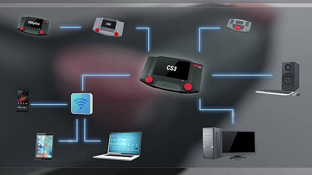 Märklin 60216 Central Station CS3plus Digital-Multiprotokoll-Steuergerät